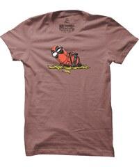 Pánské tričko Znavený Mimoň