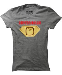Dámské tričko Superžena
