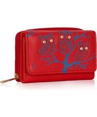 LS Fashion peněženka LSP1045 červená