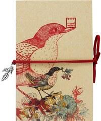 MAKENOTES Sada 3 zápisníků COLOURFUL BIRDS