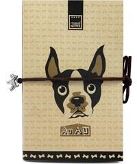 MAKENOTES Sada 3 zápisníků DOGS