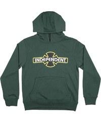 mikina INDEPENDENT - OGBC Hunter Green (HUNTER GREEN)