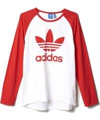 adidas pánské tričko Trefoil Raglan Tee
