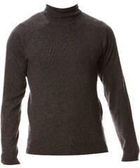 Best Mountain Pullover mit Kaschmiranteil - dunkelgrau