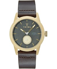 Triwa SPIRA Montre dark brown classic