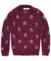 Marks & Spencer London Pullover burgundy mix
