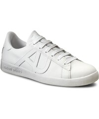 Sneakersy ARMANI JEANS - 935565 CC500 00010 Bianco