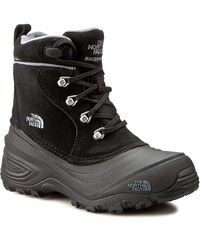 Sněhule THE NORTH FACE - Youth Chilkat Lace II T92T5RKZ2 TNF Black/Zinc Grey