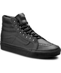 Sneakersy VANS - Sk8-Hi Slim VN00018IJV1 (Rivets) Gunmetal/Black