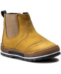 Kotníková obuv BARTEK - 91775-1DY Natural