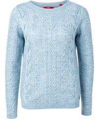 S.Oliver RED LABEL Zopfstrick Pullover aus Woll Mix