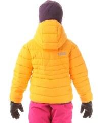Nordblanc Dívčí zimní bunda Allegiance - žlutá