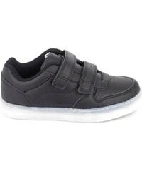 Oxide Chaussures enfant Sneakers Dark Noir