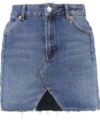 Topshop Jupe en jean middenim