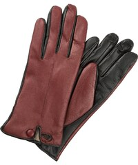 Smart Hands SOHO Fingerhandschuh black/bordeaux