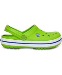 Crocs Crocband Volt Green/Varsity Blue