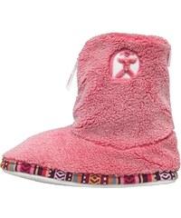 Bedroom Athletics Damen Ellie Sherpa Slipper Hot Hausschuhe Hot Pink