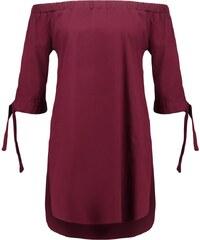 New Look Tunique dark burgundy