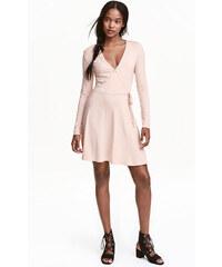 H&M Zavinovací šaty