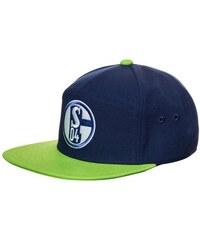 FC Schalke 04 Anthem Snapback Cap adidas Performance blau