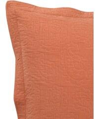 Kissenhülle Heine Home orange ca. 80/80 cm