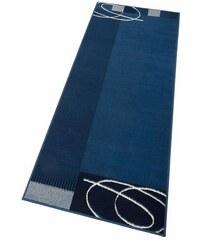 MY HOME Läufer Eden gewebt blau 12 (B/L: 80x200 cm),13 (B/L: 80x300 cm)
