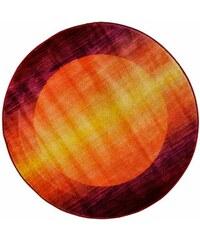 Teppich rund Oriental Summer 5 ORIENTAL WEAVERS orange 9 (Ø 133 cm)