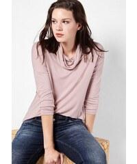 Damen Street One Shirt mit Rollkragen Halina STREET ONE rosa L (40),M (38),XL (42),XS (34)