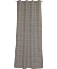 Esprit Vorhang Artisan Impary (1 Stück) schwarz H/B: 250/140 cm