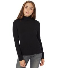Tom Tailor Damen Pullover basic turtleneck sweater schwarz L,M,S,XL,XS,XXL,XXXL