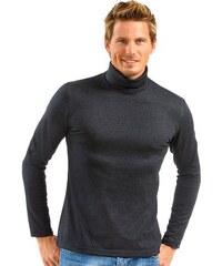 TRIGEMA Rollkragen-Shirt TRIGEMA grau L,M,S,XL,XS,XXL