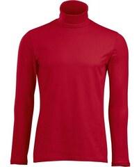 TRIGEMA Rollkragen-Shirt TRIGEMA rot L,M,S,XL,XS,XXL