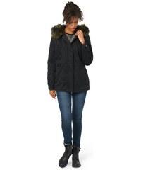 Damen Jacke parka with detachable sleeves TOM TAILOR DENIM schwarz L,S,XL,XS