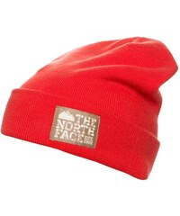 Damen Dock Worker Beanie The North Face orange