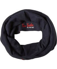 Damen Schal loop scarf two-colored Tom Tailor blau OneSize
