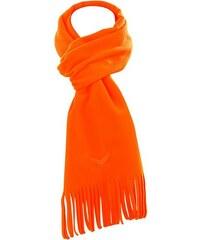 TRIGEMA Fleece Schal TRIGEMA orange