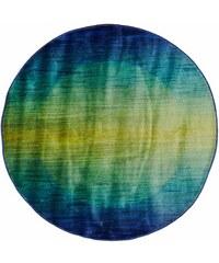 ORIENTAL WEAVERS Teppich rund Oriental Summer 5 blau 9 (Ø 133 cm)