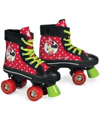 POWERSLIDE Rollerskates Mädchen Minnie Mouse rot 34,35,36,37,38,39