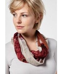 Damen CECIL Loop aus Viskose CECIL rot