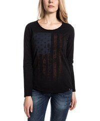 Timezone Damen Shirts (mit Arm) CocoTZ schwarz L,M,S,XS