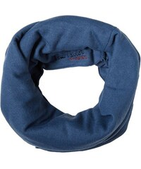 Tom Tailor Damen Schal loop scarf two-colored blau OneSize