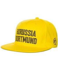 Borussia Dortmund Stretchfit Cap Puma gelb