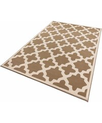 ZALA LIVING Teppich Zala Living Noble gewebt braun 2 (B/L: 70x140 cm),3 (B/L: 140x200 cm),4 (B/L: 160x230 cm),6 (B/L: 200x290 cm)