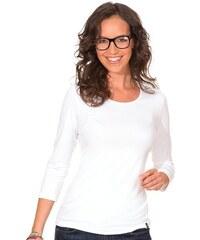 TRIGEMA Damen TRIGEMA Shirt aus Viskose 3/4-Ärmel weiß L,M,S,XL,XXL