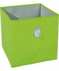 Filz-Boxen Widdy Baur grün