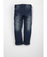 RED LABEL Junior Brad: Bequeme Sweat-Jeans für Jungen S.OLIVER RED LABEL JUNIOR blau 92,98,116,122,128
