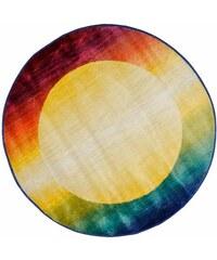 ORIENTAL WEAVERS Teppich rund Oriental Summer 5 gelb 9 (Ø 133 cm)
