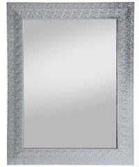 HOME AFFAIRE Gerahmter Spiegel Rosi 55/70 cm silberfarben
