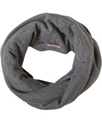 Damen Schal loop scarf two-colored Tom Tailor grau OneSize