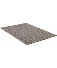 Hochflor-Teppich Impression LOCA Höhe 50 mm gewebt IMPRESSION grau 1 (B/L: 60x110 cm),2 (B/L: 80x150 cm),3 (B/L: 120x170 cm),4 (B/L: 160x230 cm),6 (B/L: 200x290 cm)